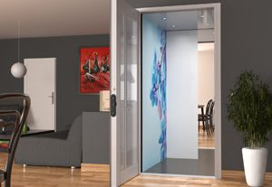 What must the pit depth be to install the home lift?